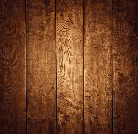 Foto de Texture of wood, oak wood dark background - Imagen libre de derechos