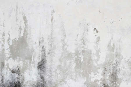 Photo for Old white dirty wall texture background - Royalty Free Image