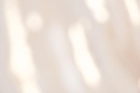 Foto de Christmas elegant background. Blurred abstract art lighting backdrop. Luxury glamorous shiny festive soft wallpaper. Stylish, trendy and posh abstraction. Chic feminine neutral nude beige background. - Imagen libre de derechos