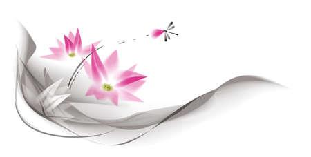 Photo pour water color lotus - image libre de droit