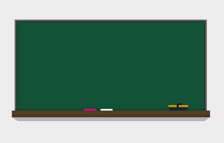 Ilustración de Blackboard illustration. - Imagen libre de derechos