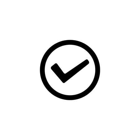 Illustration pour Check icon. - image libre de droit