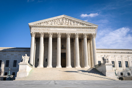 Photo pour Supreme Court Building - image libre de droit
