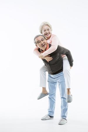 Photo for Asian Elderly, Senior Lifestyle - Royalty Free Image