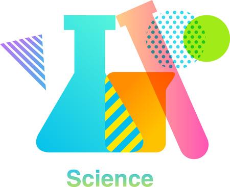 Science colorful  design