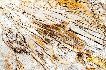 Foto de Natural stone rock structure texture, closeup photo - Imagen libre de derechos
