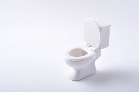 Foto de Western-style rest room, toilet - Imagen libre de derechos