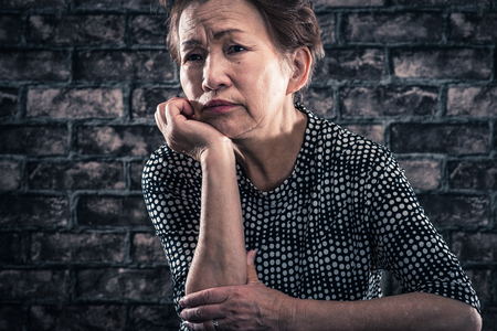 Older women who have problems