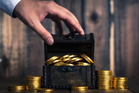 Photo pour Money - image libre de droit