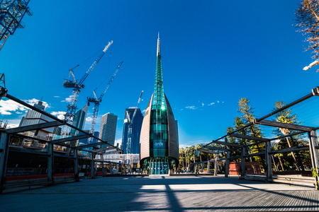 Photo for Bell Tower Perth Western Australia - Royalty Free Image