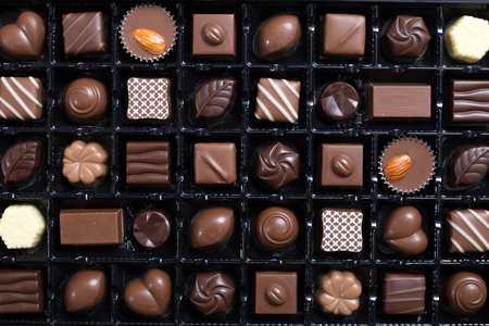 Photo for Lots of chocolate - Royalty Free Image