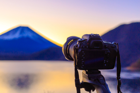 Photo for digital camera and landscape photography - Royalty Free Image