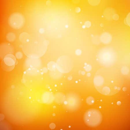 Illustration pour Colorful orange abstract background.  - image libre de droit