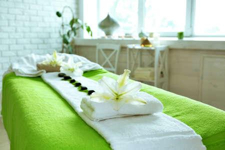 Foto für Place for relaxation in modern wellness center - Lizenzfreies Bild