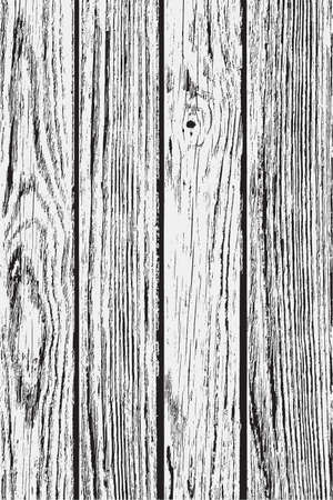 Illustration for Vertical Wooden Vintage Overlay Texture for your design  vector  - Royalty Free Image