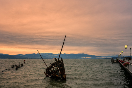 Foto de Lake Constance - Imagen libre de derechos