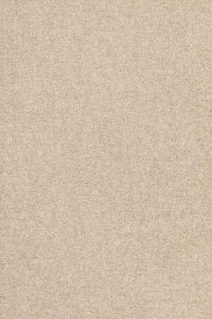 Photo pour Recycle Beige Kraft Paper Coarse Grain Grunge Texture Sample - image libre de droit