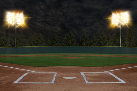 Foto de Baseball Stadium - Imagen libre de derechos