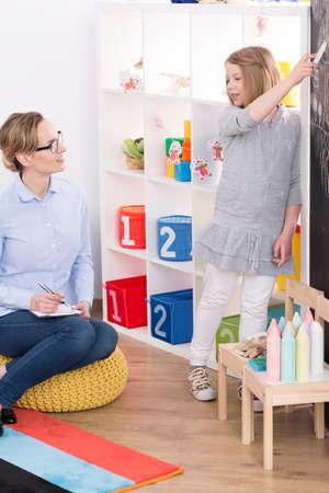 Foto de Play in education as a diagnostic tool in developmental disorders - Imagen libre de derechos