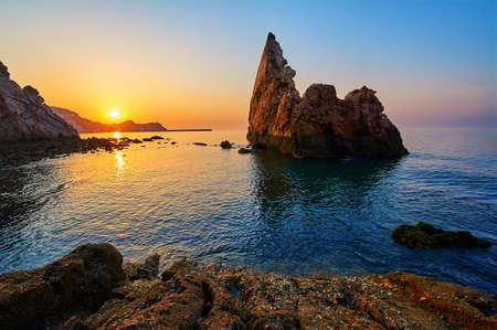 Foto de The coast landscape - Imagen libre de derechos