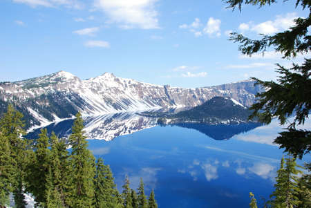Photo for Crater Lake National Park, Oregon - Royalty Free Image