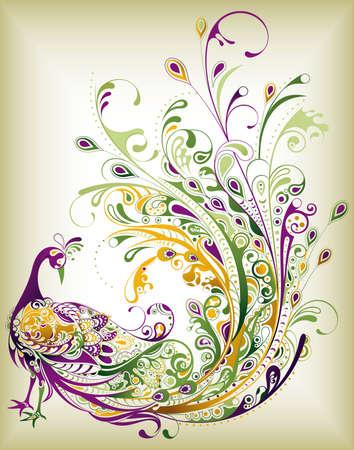 Foto de Peacock - Imagen libre de derechos