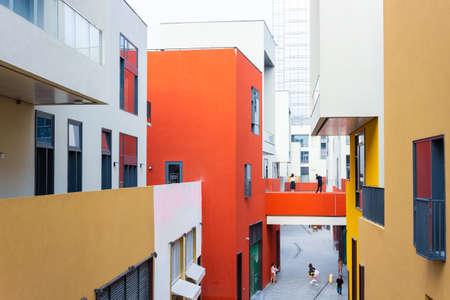 Foto de modern building in Shenzhen - Imagen libre de derechos