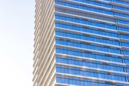 Foto de Urban building facade - Imagen libre de derechos
