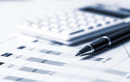 Foto de financial analysis concept - Imagen libre de derechos