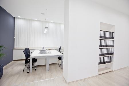 Photo pour Interior of the modern office - image libre de droit