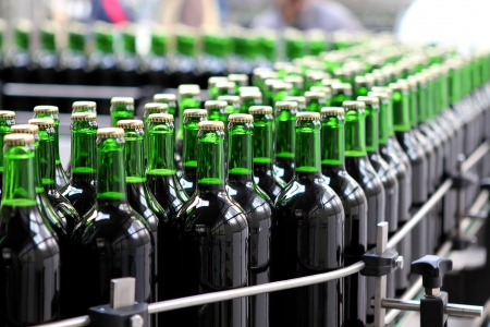 Photo for Bottling plant - Royalty Free Image