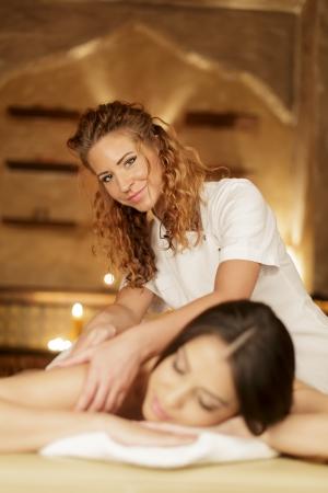 Photo pour Massage - image libre de droit