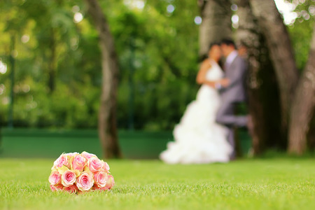 Photo pour Wedding - image libre de droit