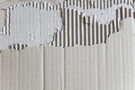 Foto de Closeup detail of the old cardboard texture background - Imagen libre de derechos