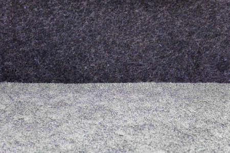 Foto de Closeup of the two color pale backdrop - Imagen libre de derechos