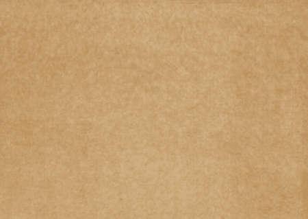 Illustration pour Brown craft paper cardboard texture. Vector - image libre de droit