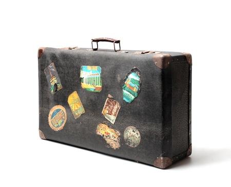 Foto de old vintage suitcase - Imagen libre de derechos