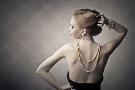 Photo for elegance woman  - Royalty Free Image