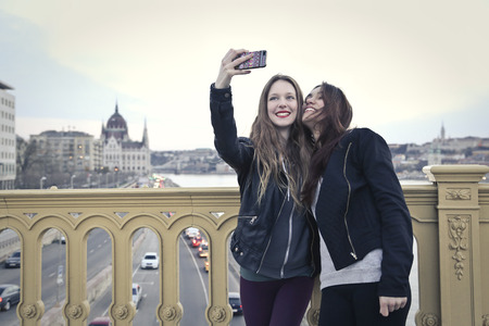 Photo for taking a selfie - Royalty Free Image