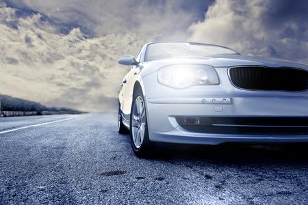 Foto per car - Immagine Royalty Free