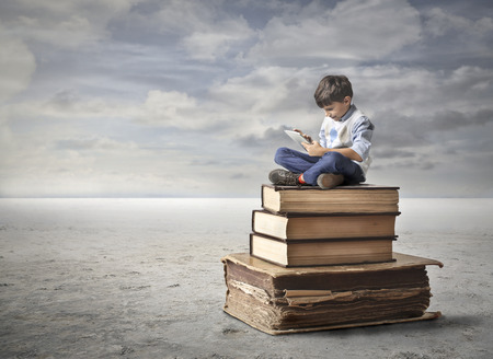 Foto de A new kind of education - Imagen libre de derechos
