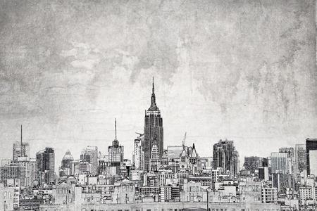 Photo pour Skyline - image libre de droit