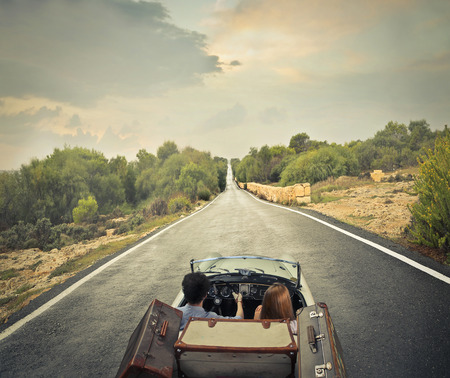 Photo for Solitary road - Royalty Free Image