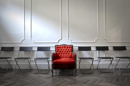 Photo pour A special seat for a guest - image libre de droit