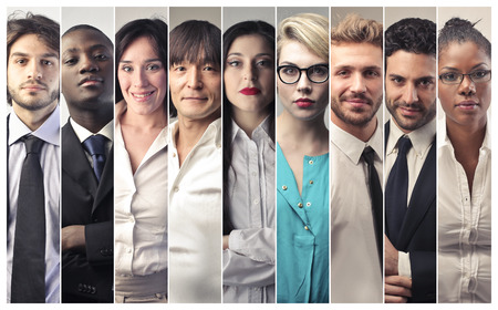 Foto de Business people from all around the world - Imagen libre de derechos