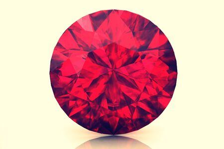 Photo for ruby ,Citrine - Royalty Free Image