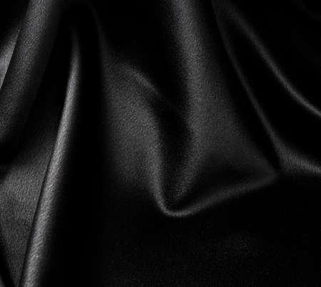 Black satin background