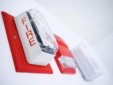 Photo pour Fire alarm - image libre de droit