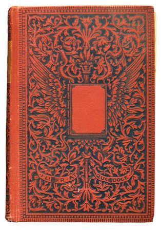 Photo pour Old Book Cover - image libre de droit