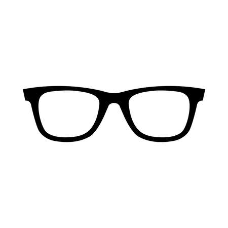 Photo for Glasses Vector Icon - Royalty Free Image